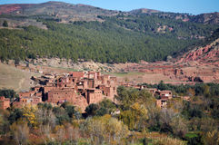 High Atlas Village IV Royalty Free Stock Images
