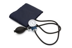 High blood pressure Stock Images
