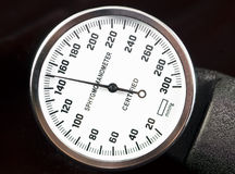 High blood pressure Royalty Free Stock Photos