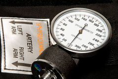 High blood pressure Royalty Free Stock Image