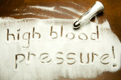High blood pressure ! Royalty Free Stock Image
