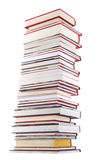 High books stack Royalty Free Stock Photography