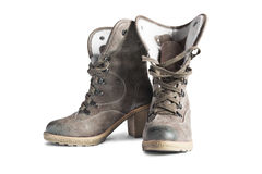 High boots Royalty Free Stock Photo