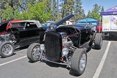 High-Boy Open tweepersoonsauto's Stock Afbeeldingen