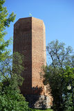 High brick tower Royalty Free Stock Photos