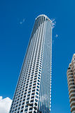 High building. In Gold Cost, Australia Royalty Free Stock Photography