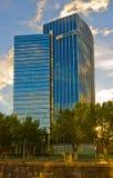 High building Stock Photo
