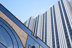 High Building, Fragmebnt Stock Photo
