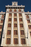 High building in Havana Royalty Free Stock Images