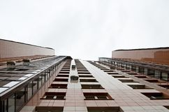 High building royalty free stock images