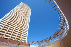 High building Stock Photography