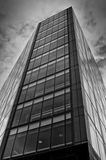 High Building. Very modern architecture Royalty Free Stock Images