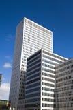 High buildings EMC Rotterdam Stock Photos