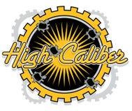 High Caliber Royalty Free Stock Photo