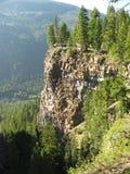 High canyon wall Stock Photos
