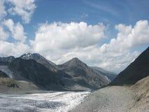 High caucasus mountain Royalty Free Stock Photos