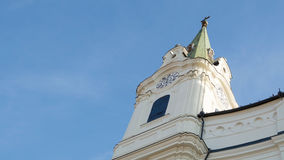 High Church Tower Stock Photography
