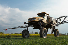 High Clearance Sprayer Stock Photography