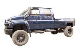 High clearance vehicle Stock Photo