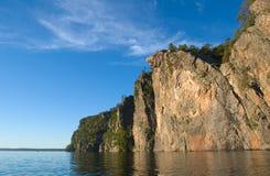 High cliff Stock Photo