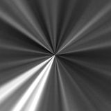 High contrast brushed stainless steel texture. Royalty Free Stock Photo