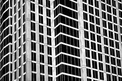 HIGH contrast building Royalty Free Stock Images