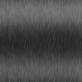 High contrast gunmetal. Texture with horizontal lighting effects Royalty Free Stock Image