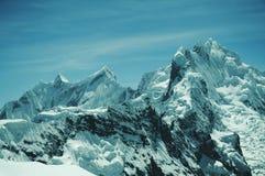 High Cordilleras mountain Royalty Free Stock Images