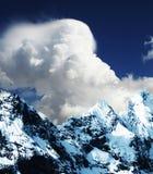 High Cordilleras mountain Royalty Free Stock Photos