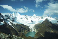 High Cordilleras in Peru Royalty Free Stock Images