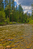 High Country Stream Stock Photography