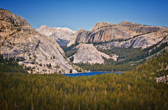 High Country View, Yosemite Calfornia Stock Photos