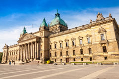 High Court, City of Leipzig. Saxony, Germany Stock Photography