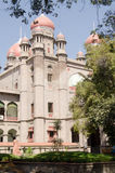 High Court, Hyderabad. View of the Victorian era High Court in Hyderabad, Andhra Pradesh Stock Image