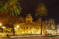 The High Courts of Justice, Barcelona Stock Images