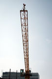 High cranes Stock Photo