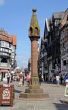 The High Cross, Chester. Royalty Free Stock Photography