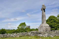 High Cross in Republic of Ireland Royalty Free Stock Photography