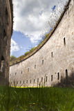 High curved walls Royalty Free Stock Photos