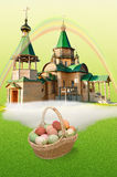 High day Easter Royalty Free Stock Photos