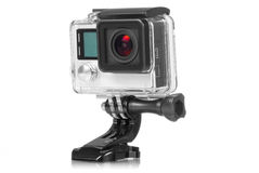 High Definition Action Camera Stock Images