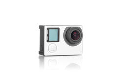 High Definition Action Camera Royalty Free Stock Image