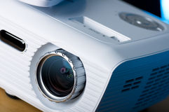 High definition projector Royalty Free Stock Photo