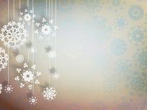 High definition snowflakes. EPS 10. High definition snowflakes on beidge background. EPS 10 Stock Photos
