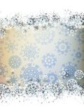High definition snowflakes. EPS 10 Stock Photography
