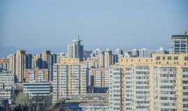 The High-density Residential area, Beijing Stock Photo