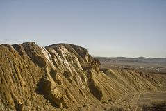 High Desert Cliff Stock Image