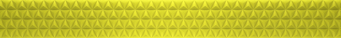 High Detail Yellow Panoramic Background (Website Head) Royalty Free Stock Image