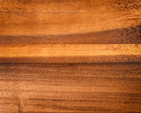 High detailed brown wood texture Royalty Free Stock Images