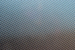 A high detailed carbon texture background for your message Stock Image